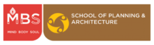 MBS SCHOOL OF PLANNING AND ARCHITECTURE (MBSSPA) logo
