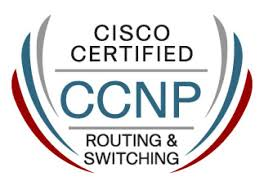 CISCO CERTIFIED NETWORK PROFESSIONAL (CCNP) image